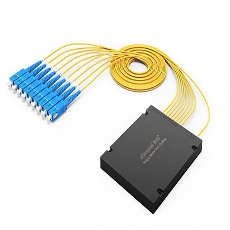 PLC盒式光分路器